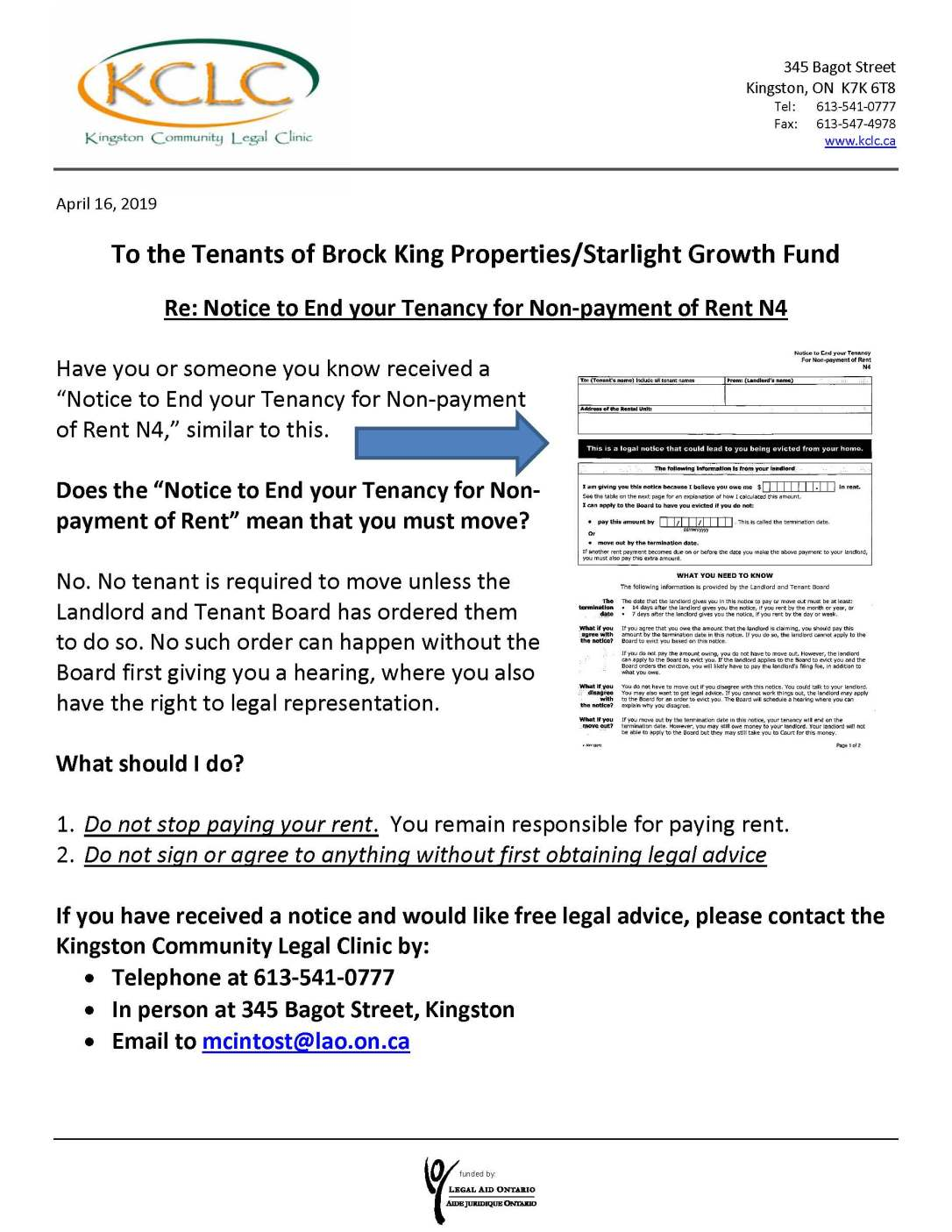 Brock King - Starlight N4 circular 2019 04 15